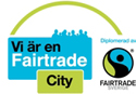 Vi är en fairtrade city